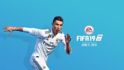 EA Sports 9 июня презентует FIFA 19 на пресс-конференции EA Play