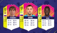 Дзюба, Фернандес и Муса вошли в команду 2-го тура ЧМ-2018 в FIFA 18