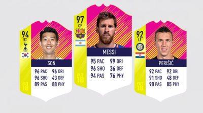 Суареc, Месси и Иско вошли в команду 3-го тура ЧМ-2018 в FIFA 18