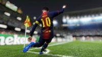 Месси, Роналду и Неймар – сильнейшие футболисты PES 2019