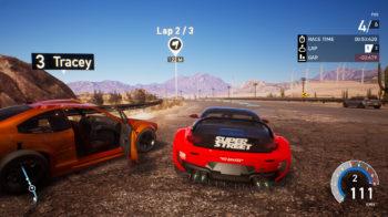 Скриншоты игры Super Street: The Game