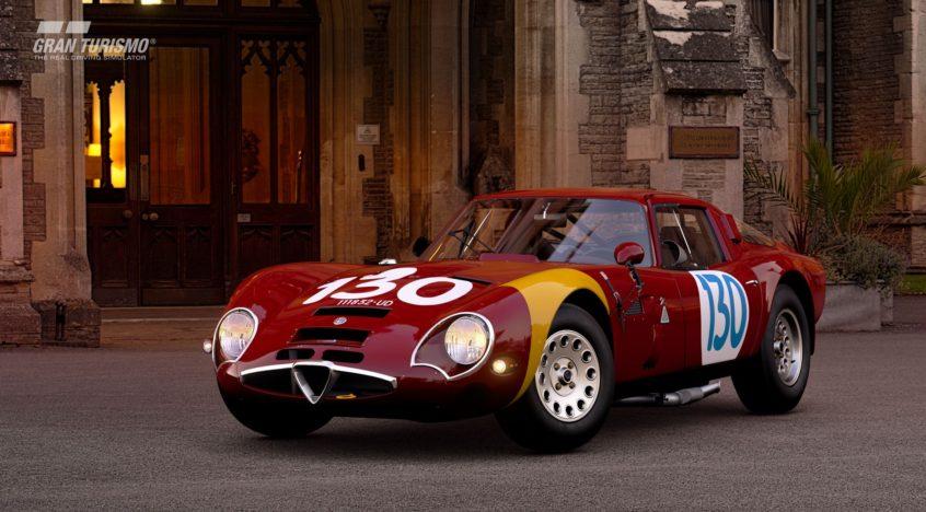 Alfa Romeo GIULIA TZ2 (1965)
