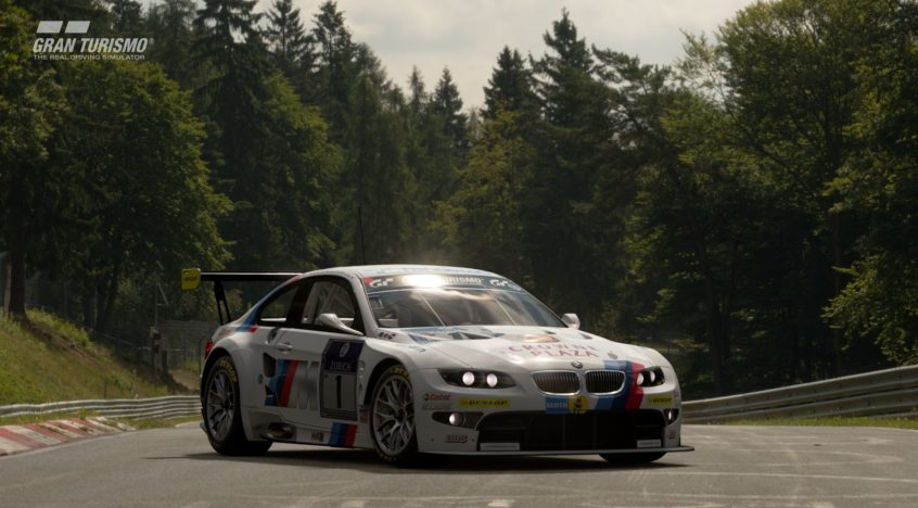 BMW M3 GT (2011)