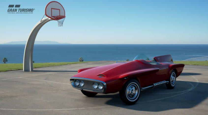 Plymouth XNR Ghia Roadster (1960)