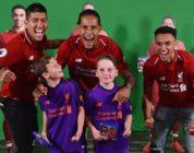 Футболисты «Ливерпуля» устроили сюрприз юным игрокам PES 2019