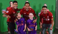 Футболисты «Ливерпуля» устроили сюрприз игрокам PES