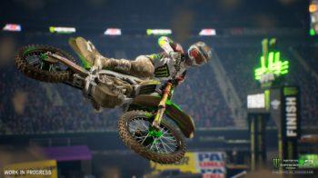Скриншоты игры Monster Energy Supercross 2