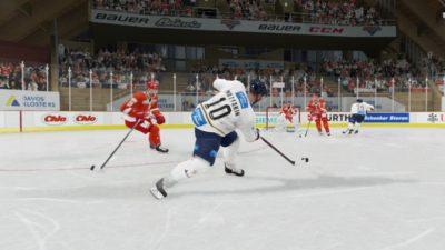 В игре NHL 19 появилась российская команда