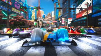 Скриншоты игры Xenon Racer