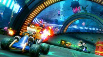 Скриншоты игры Crash Team Racing Nitro-Fueled