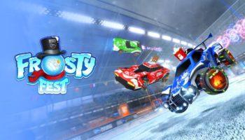 Frosty Fest 2018 пройдет в Rocket League с 17 декабря по 7 января