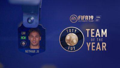 EA Sports назвала имена кандидатов в команду года FIFA 19
