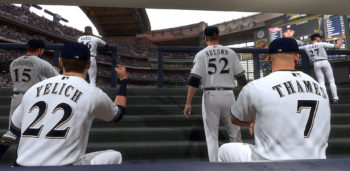 Скриншоты игры MLB The Show 19