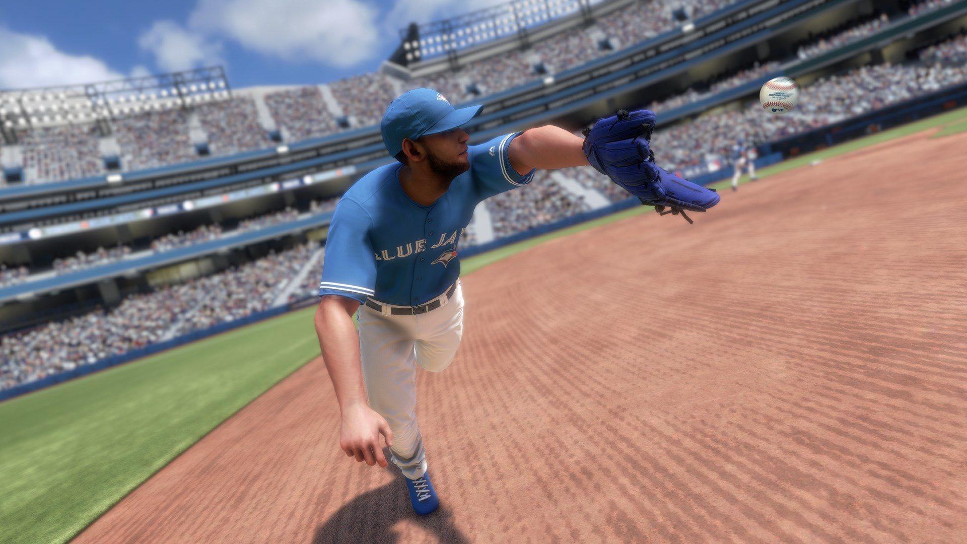 Спортивный симулятор R.B.I. Baseball 19 выйдет в марте