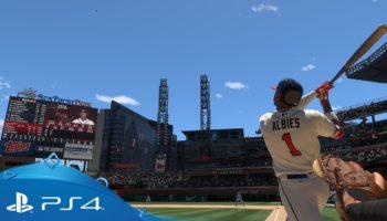 Геймплейный трейлер симулятор бейсбола MLB The Show 19