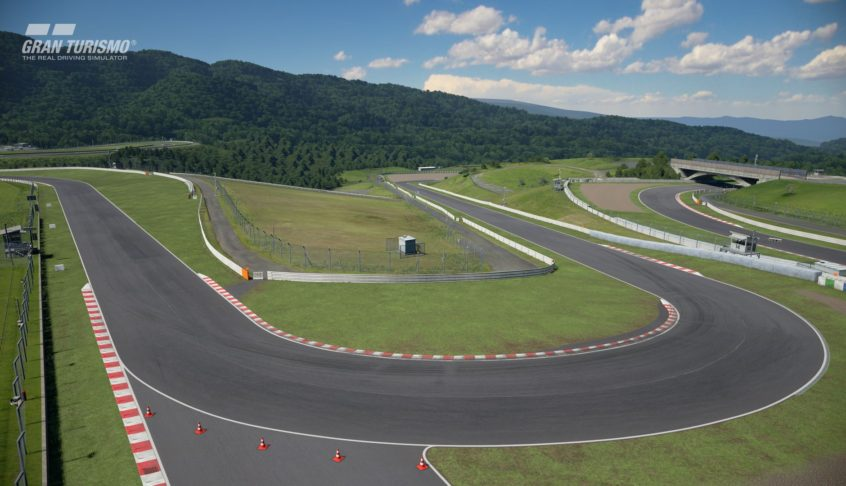Autopolis International Racing Course