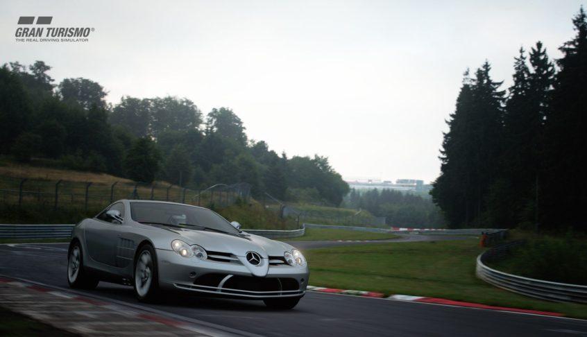 Mercedes-Benz SLR McLaren (2009)