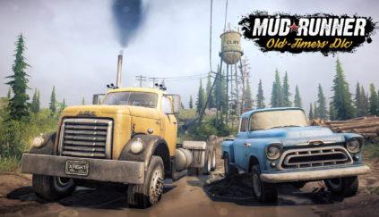 Карта и две машины. Подробности нового DLC для MudRunner