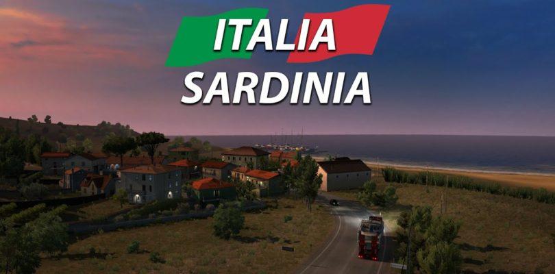 SCS Software добавит в ETS 2 Сардинию с тремя городами