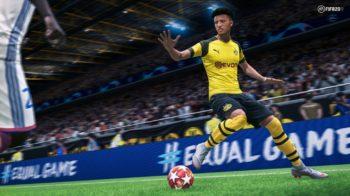 Скриншоты игры FIFA 20