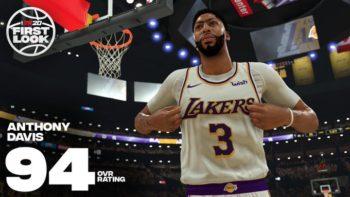 Скриншоты игры NBA 2K20