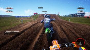 Скриншоты игры MXGP 2019