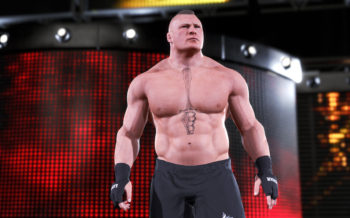 Скриншоты игры WWE 2K20