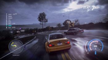 Скриншоты игры Need for Speed Heat