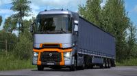 Грузовик Renault Trucks T Range пополнил автопарк ETS 2