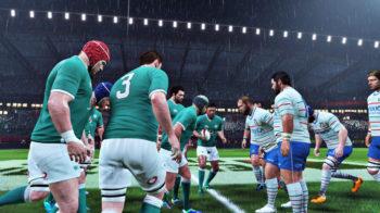 Скриншоты игры Rugby 20
