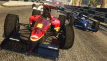 Rockstar добавила в GTA Online гоночную серию в стиле Формулы-1