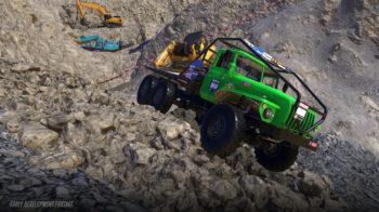 Скриншоты игры Heavy Duty Challenge