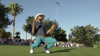 Скриншоты игры PGA TOUR 2K21