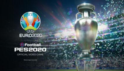 Бесплатное дополнение UEFA Euro 2020 для PES выйдет в начале июня