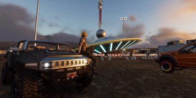 «Исследование» – второе хобби для гоночной игры The Crew 2