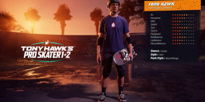 Первый геймплейный ролик Tony Hawk's Pro Skater 1+2