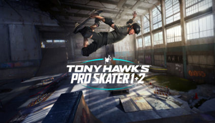 Анонсировано переиздание двух частей Tony Hawk's Pro Skater