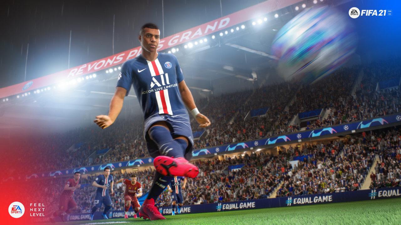 Стоимость максимального издания FIFA 21 – более семи тысяч рублей