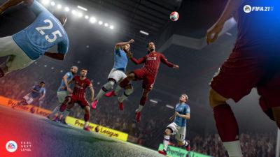 Геймплейный трейлер FIFA 21 с участием Мбаппе, Холанда и Кантона