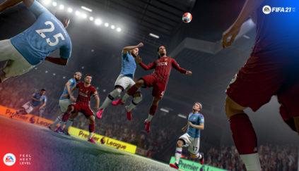 Electronic Arts анонсировала FIFA 21. В Steam стартовал предварительный заказ игры