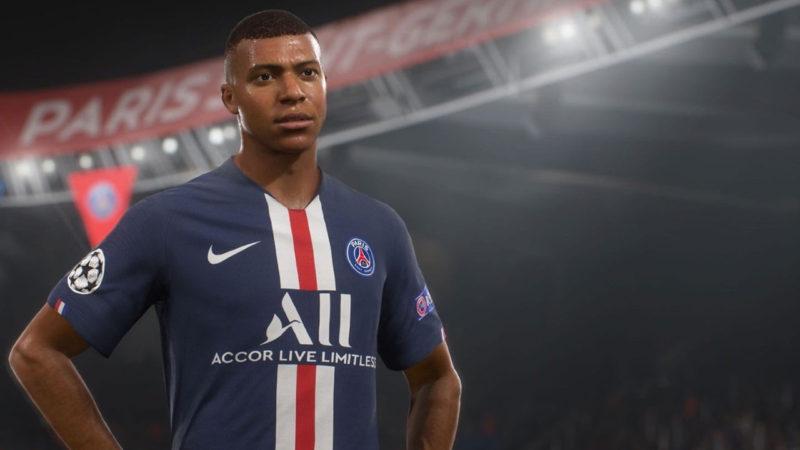«Мечта, ставшая реальностью». Килиан Мбаппе попал на обложку FIFA 21