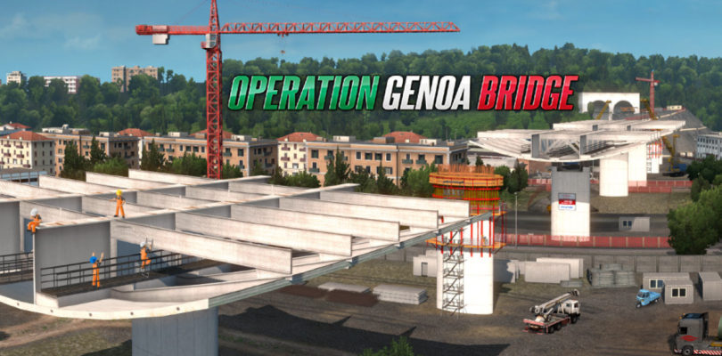 Операция «Генуэзский мост». В ETS 2 стартовало новое событие