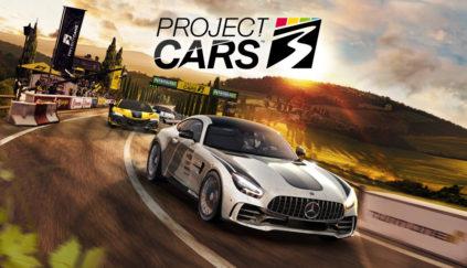 Выход гоночной игры Project CARS 3 состоится в конце августа
