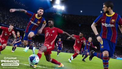 Konami анонсировала eFootball PES 2021. Игра выйдет 15 сентября