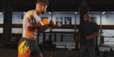EA Sports посвятила новый трейлер UFC 4 режиму карьеры