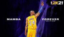 Mamba Forever. Коби Брайант появится на обложке NBA 2K21