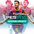 Видео игры eFootball PES 2021