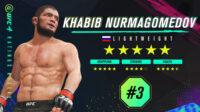 Нурмагомедов – 3-й, Ян – 19-й. Стали известны имена сильнейших бойцов EA Sports UFC 4